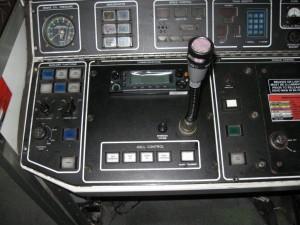 Communications Control Panel